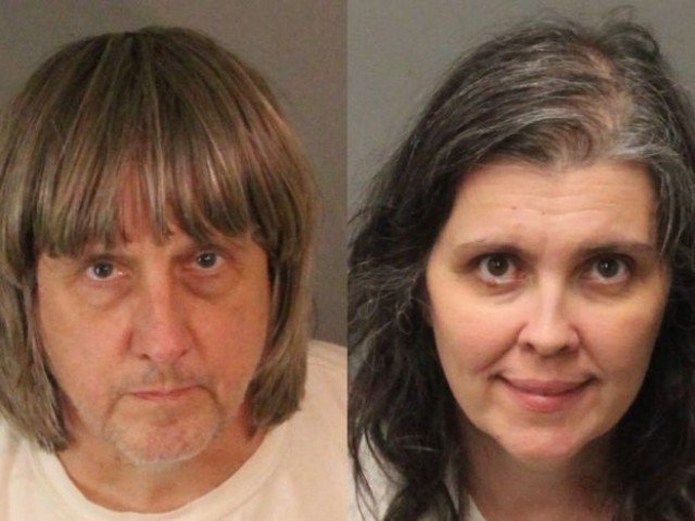 Siblings held captive in California home had been to Las Vegas