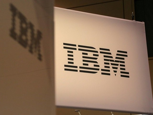 IBM returns to growth