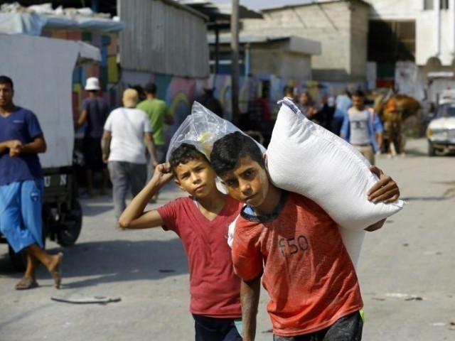 USA withholds $65 million in Palestinian aid after Trump threat