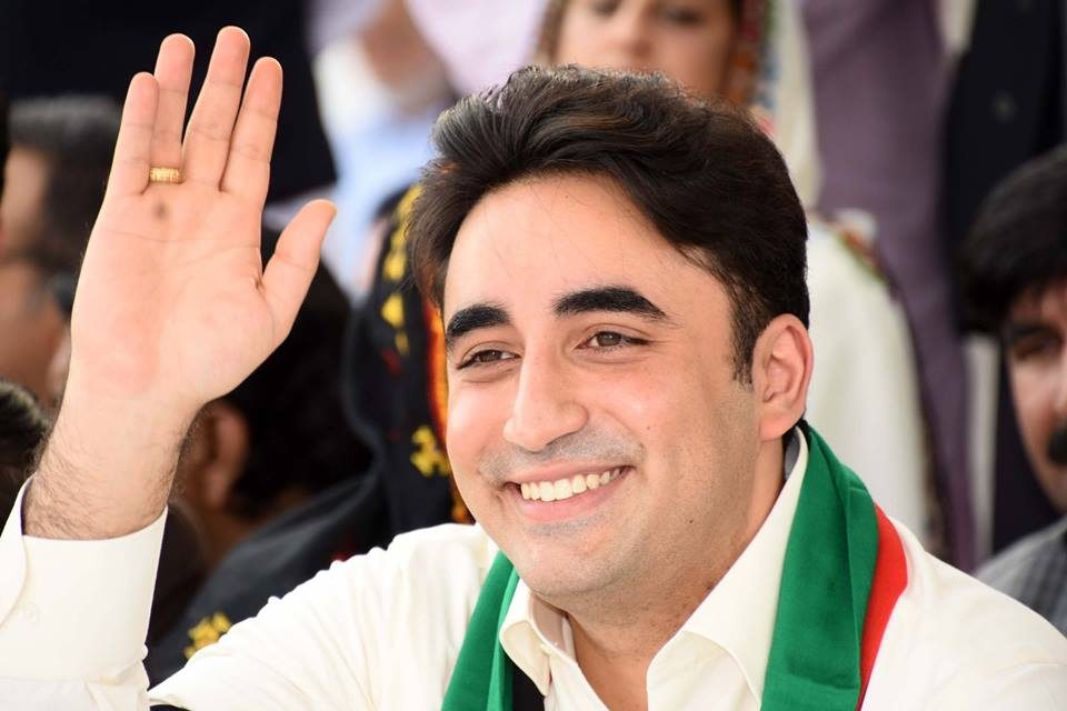 Pakistan Peoples Party Chairperson Bilawal Bhutto: PHOTO: APP