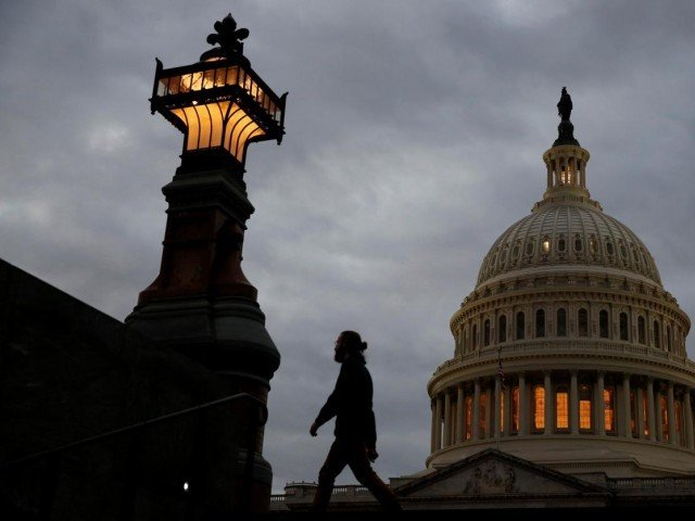 US government in shutdown after budget bill failure