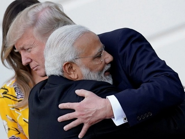 Trump Reportedly Mocks Indian Prime Minister's Accent