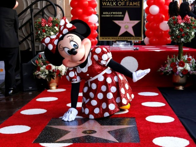 Minnie Mouse getting star on Hollywood Walk of Fame