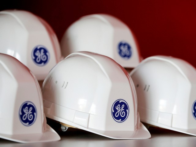 GE posts $10 billion loss By