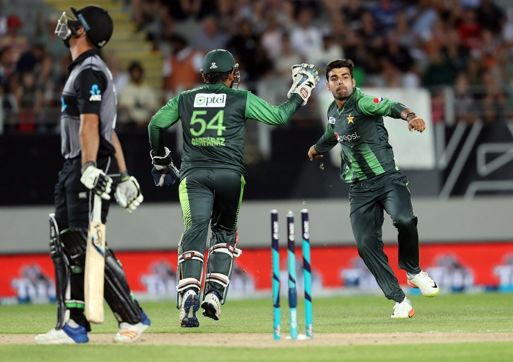 Pakistan vs New Zealand, 2nd T20I