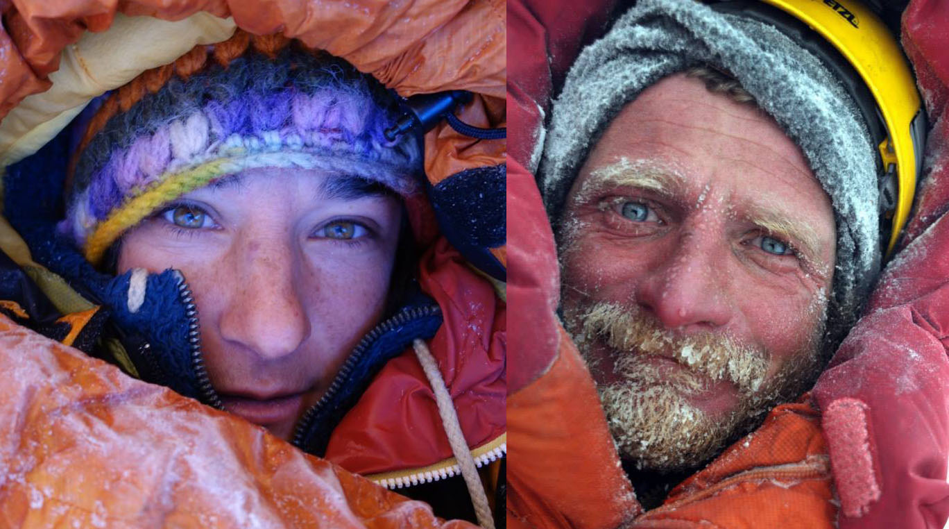 French climber Elisabeth Revol and Polish mountaineer Tomek Mackiewicz