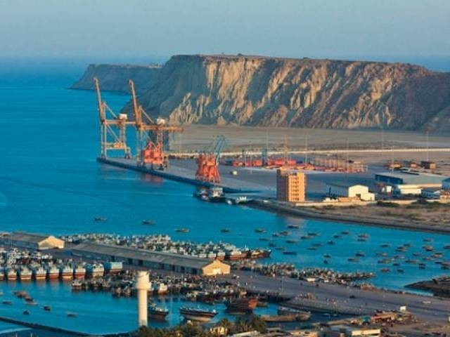 Gwadar ,PHOTO:REUTERS