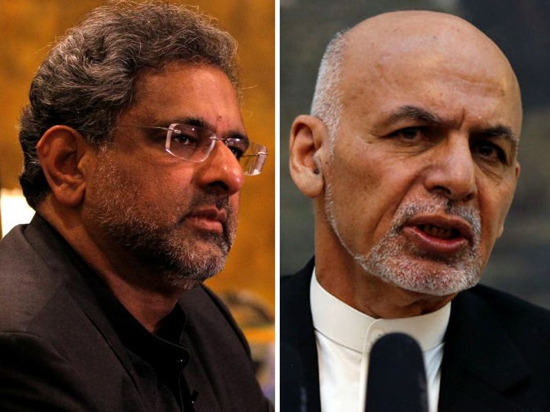 afghan president refuses condolence call from pm abbasi
