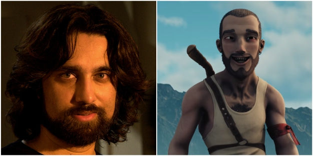 Ali Noor will be voicing Mani. PHOTO: MOBEEN ANSARI/SCREENGRAB