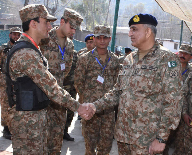 Indian aggression will always get most befitting response: COAS