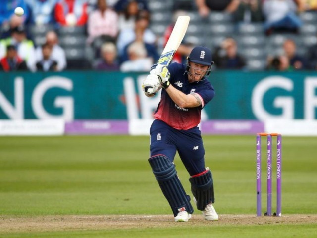 Stokes named in ODI squad