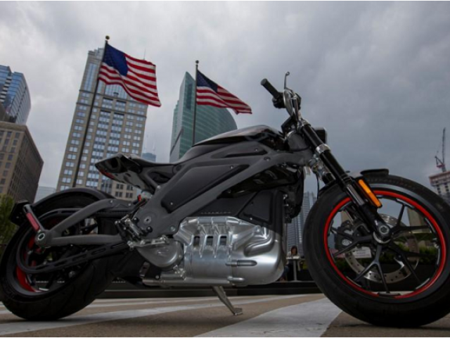Harley-Davidson will soon launch Avengers all-electric ...