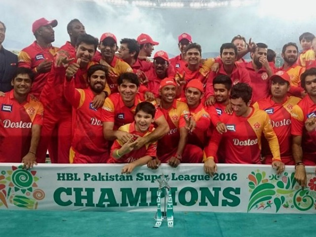 PHOTO COURTESY: ISLAMABAD UNITED/ PSL