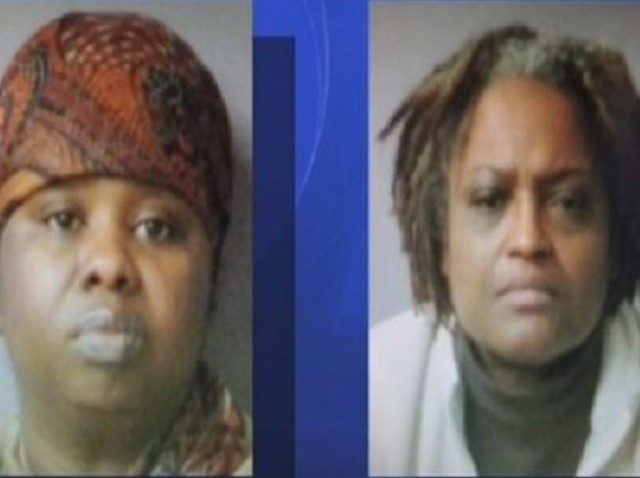 Police arrest sisters for burning little girl in voodoo ritual