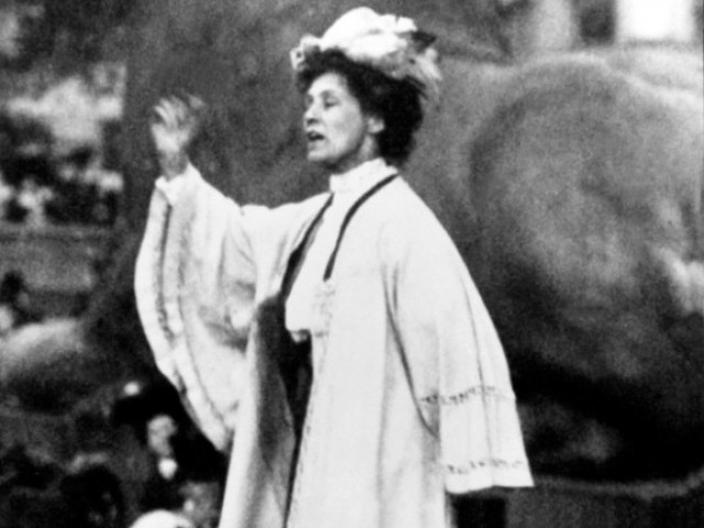 Sheffield marks 100 years of women's right to vote