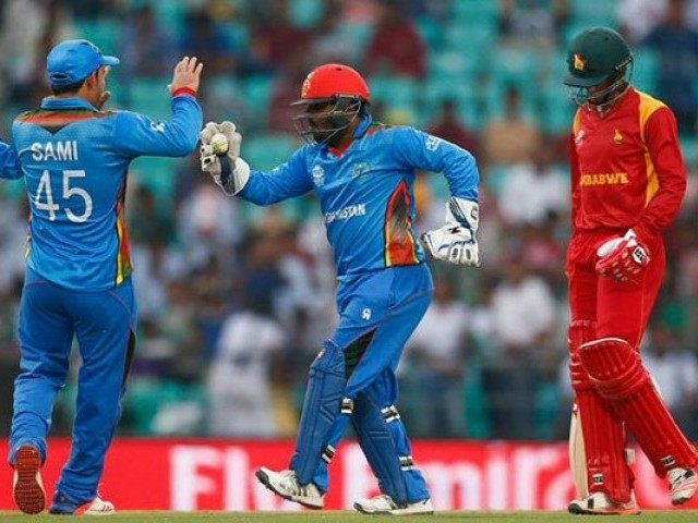 Afghanistan vs Zimbabwe, 2nd T20, live cricket score