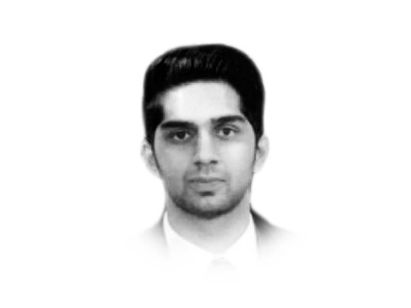 The writer, a lawyer, is currently practising taxation and constitutional law at a law firm based in Lahore
