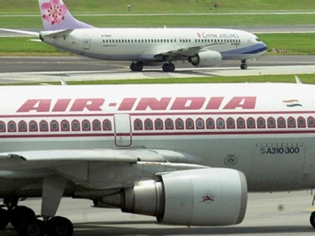 Air India plane forced to turn back after 'rat sighting' - The Express Tribune