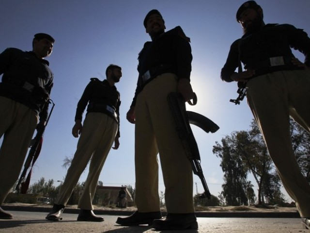 A citizen was allegedly 'accidentally' killed by Nawabshah police two years ago. PHOTO: REUTERS/FILE