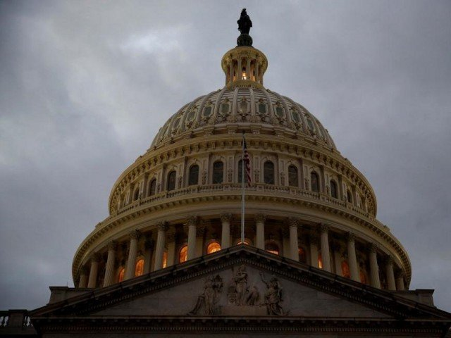 US government slides into second shutdown.  PHOTO: REUTERS/FILE