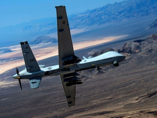 United States drone strike kills top Taliban commander, three Haqqani terrorists in Waziristan