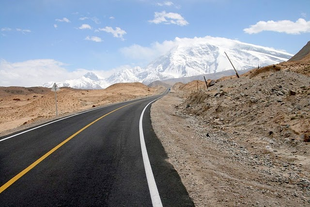 NHA making effort to construct highways PHOTO: AFP/FILE