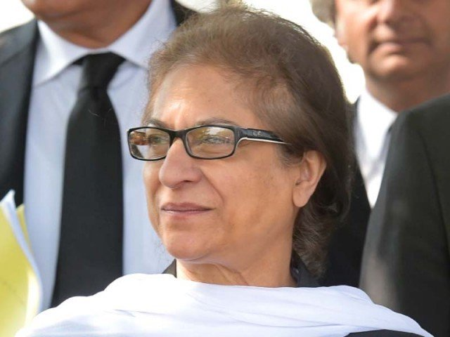 Condolences pour in following demise of Asma Jahangir