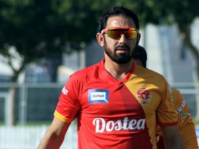 Saeed Ajmal believes PSL should be brought back to Pakistan completely so the cricket fans can watch their favourite stars play in front of them.  PHOTO COURTESY: ISLAMABAD UNITED