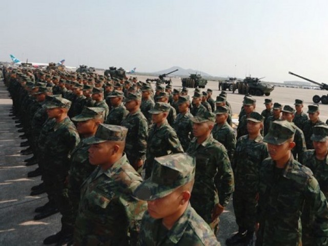 Biggest US force in years joins Thai military exercise | The