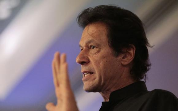 Says people are willing to pay taxes, but revenue body lacks capacity PTI chief Imran Khan. PHOTO: REUTERS