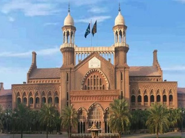 LHC is addressing a private complaint filed by PAT against Inspector General, Mushtaq Sukhaira PHOTO: EXPRESS / FILE