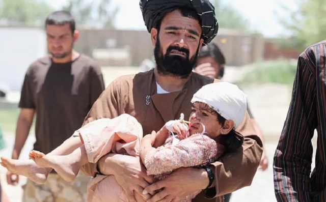 UN Records 9 Percent Drop in Afghan Civilian Casualties