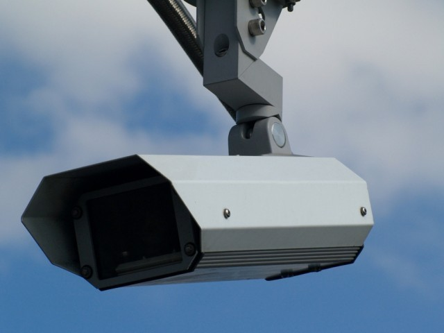 Under the project, closed-circuit television cameras will be installed at every nook and corner of the city. PHOTO: FILE