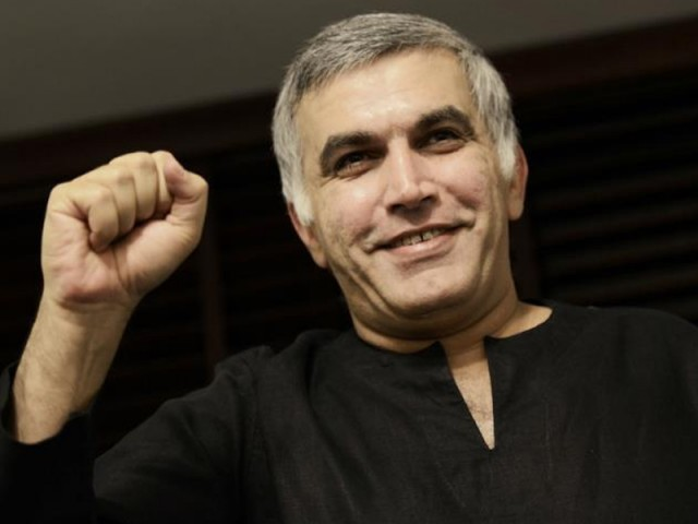 Bahrain: Five years in jail for Nabeel Rajab's tweets