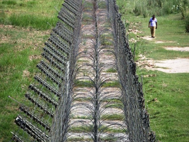 One civilian martyred in Indian forces' firing along LoC