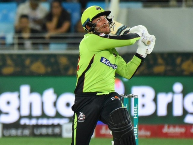Quetta Gladiators make short work of Lahore Qalandars
