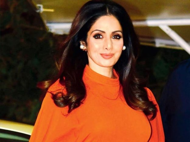 Throwback video of Sridevi raises speculations about her cause of death yet again