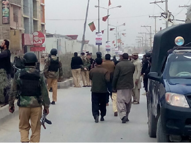 Two police officers killed in Quetta terrorist attack