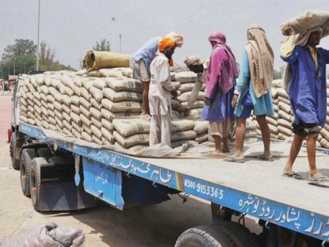 Cement prices in the south region remain unchanged and are unlikely to be raised in the near term. PHOTO: FILE