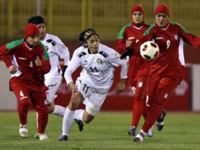 Iran Detains 35 Women Attempting to Attend Football Game