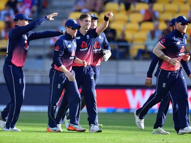 Live cricket scores of New Zealand vs England, 3rd ODI in Wellington