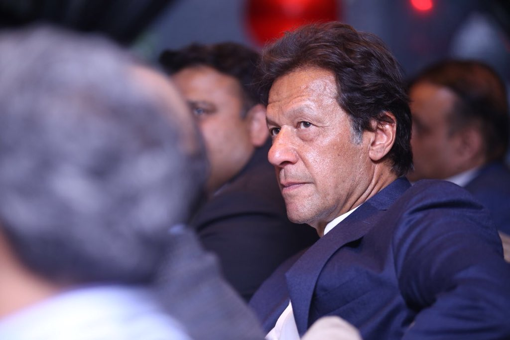 Imran Khan slams Senate elections for 'shameful horse trading'