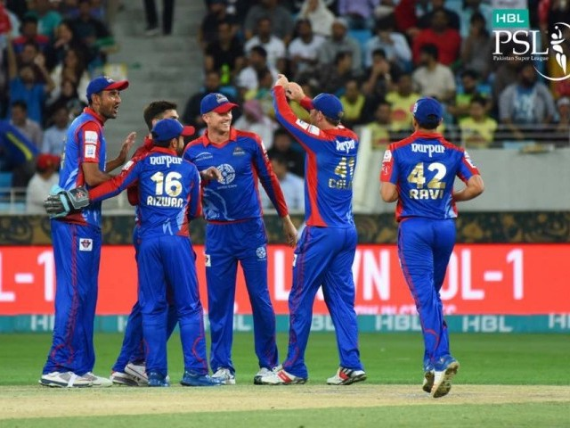 Russell wins a Super Over thriller for Islamabad United