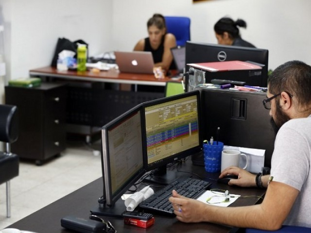 Govt taking interest in local start-ups PHOTO: AFP
