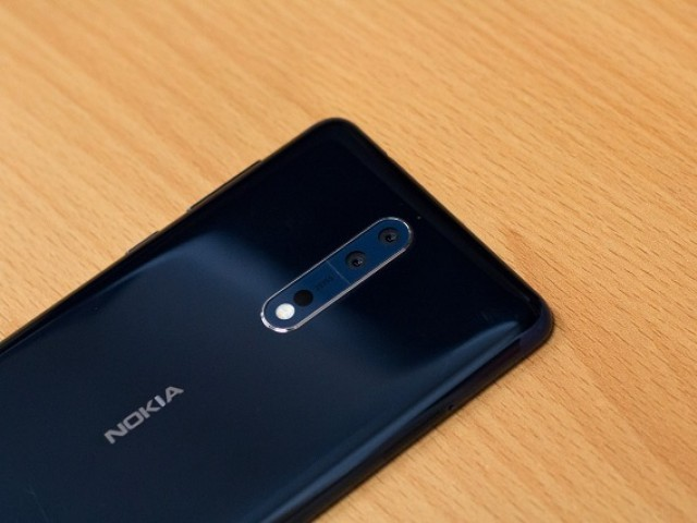 Nokia 9 may sport in-display fingerprint sensor, iPhone-like notch
