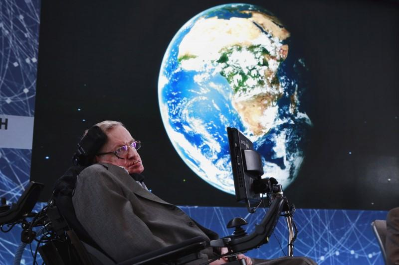 Neil deGrasse Tyson asks Stephen Hawking: What happened before the Big Bang?