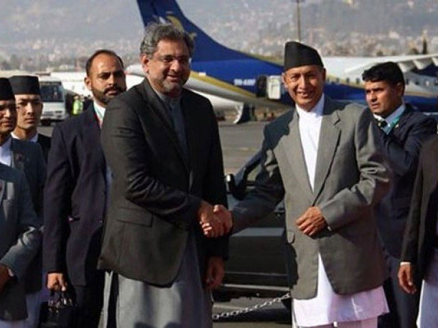 PM Abbasi's Nepal visit concludes with CPEC, SAARC in focus