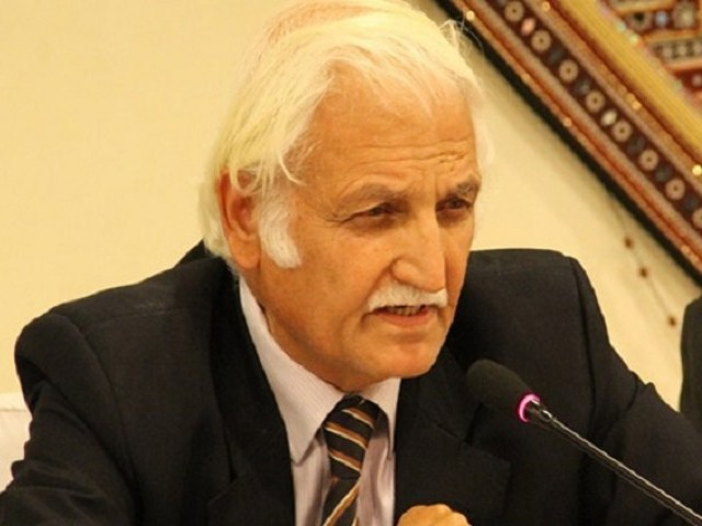 Senator Farhatullah Babar. PHOTO: FILE