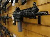 an-automatic-weapon-is-displayed-on-swall-at-gun-club-in-scottsdale-2