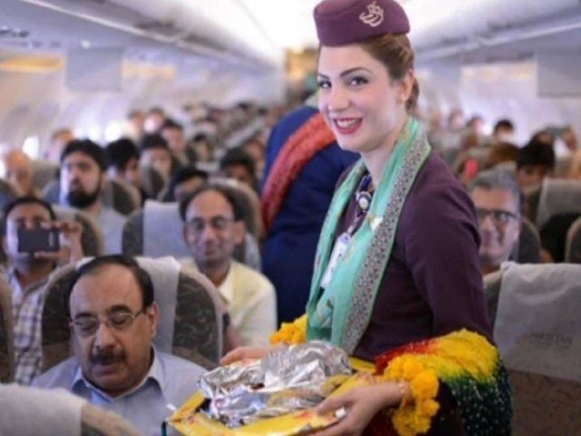 The passengers were also delighted as they were served sweets and savories PHOTO:EXPRESS